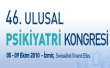 46. Ulusal Psikiyatri Kongresi İzmir'de Başladı.