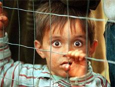 Türkiye'de Çocuklar Ev Hapsinde