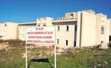 Akıl Hastanesi İnşaatı 15 Yıldır Bitirilemedi
