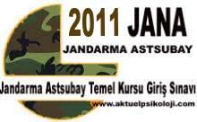 2011 JANA Başvuru Tarihi