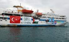 Mavi Marmara 7 Ay Sonra İstanbulda