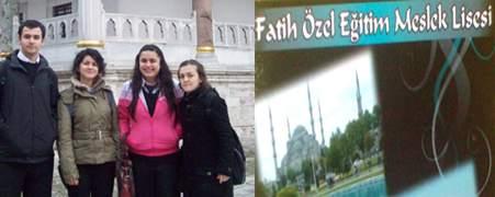 İşitme Engelliler İşaret Diliyle İstanbulu Anlattılar
