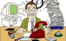 Depresyondan Önce Stres Uğruyor