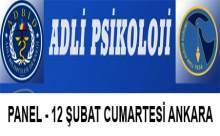 Adli Psikoloji Paneli / Ankara