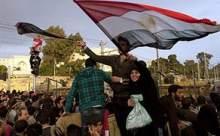 Mısır Cumhurbaşkanı Hüsnü Mübarek İstifa Etti