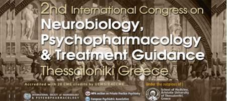 2. Uluslararası Nörobiyoloji Psikofarmakoloji Kongresi