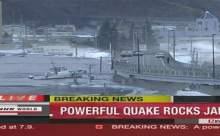 Japonyada Tarihin En Büyük Beşinci Depremi: 8.9