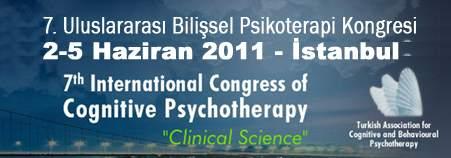7. Uluslararası Bilişsel Psikoterapi Kongresi