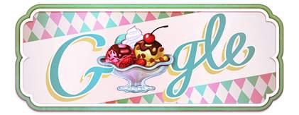 Dondurmalı Sundae Google logosu oldu
