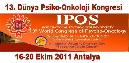 13. Dünya Psiko-Onkoloji Kongresi
