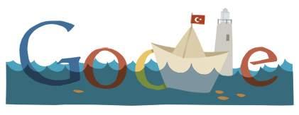 Google Denizcilik Bayramını Logosuna Taşıdı