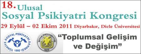 18. Ulusal Sosyal Psikiyatri Kongresi