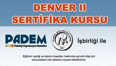 Denver 2 Gelişimsel Tarama Testi Sertifika Kursu