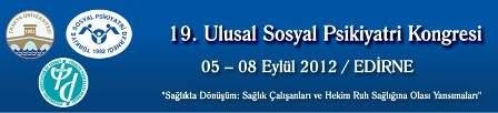 19. Ulusal Sosyal Psikiyatri Kongresi