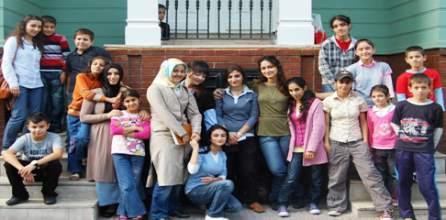 Çocuklar Sokakta Solmasın Projesi Semineri