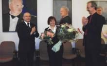 Türk Psikoloğa Almanyanın En Yüksek Devlet Nişanı Verildi