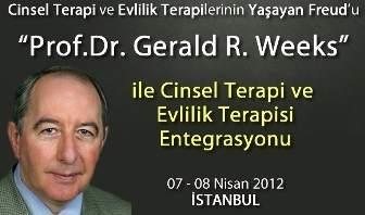 Evlilik Terapilerinin Yaşayan Freudu İstanbulda
