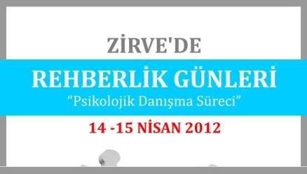 Zirve Üniversitesi Rehberlik Günleri 14 Nisanda Yapılacak