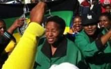 Güney Afrikada tecavüze öfkeli tepki