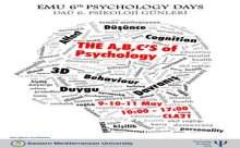 DAÜ Psikoloji Günleri Bugün Başladı