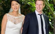 Facebookun Sahibi Mark Zuckerberg Evlendi!