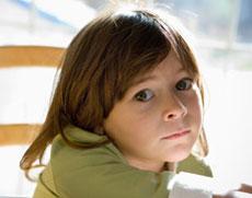 Çocuklarda kaygı bozukluğu