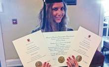 Ceymi Doenyas'ın akademik başarıları sürüyor