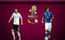 Euro 2012 semi-final in Italy - Germany Highlights