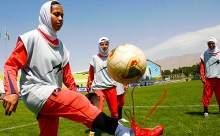 FİFA Başörtülü Futbol Oynamayı Onayladı...