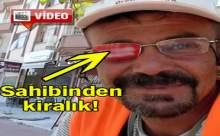 Gözlüğüne Reklam Aldı - VİDEO