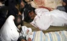 Katil Esed Kana Doymuyor! Hamada 250 Ölü