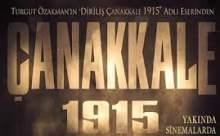 Çanakkale 1915 Filminin Fragmanı İzle