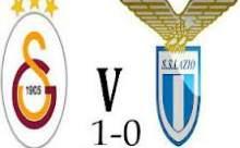 Galatasaray 1-0 Lazio Maçının Golleri ve Özeti