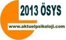 2013 LYS Sınavları Ne Zaman Yapılacak?