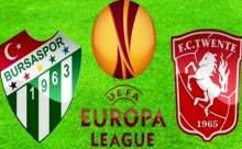 Bursaspor-Twente Maçı Sonucu?
