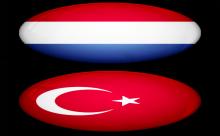 Türkiye Hollanda Maçının Golleri ve Özeti