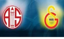 Medical Park Antalyaspor-Galatasaray Maçı Saat Kaçta?