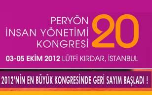 20. PERYÖN Ulusal İnsan Yönetimi Kongresi