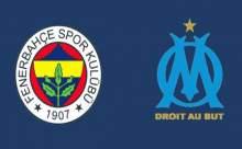 Fenerbahçe Marsilya Maçının Özet Golleri