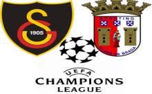 Galatasaray SC Braga Maçı Hangi Kanalda?