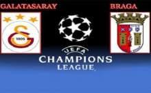 Galatasaray SC Braga Maçı Canlı Anlatım ve Maç Sonucu