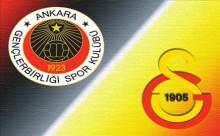 Galatasaray-Gençlerbirliği Maçının Özeti