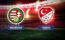 Türkiye-Macaristan Maçı Özet ve Golleri