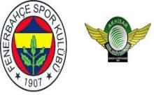 Fenerbahçe Akhisar Belediye Maçı Sonucu Canlı Anlatım