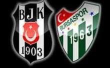 Beşiktaş Bursaspor Maçı Ne zaman Saat Kaçta?