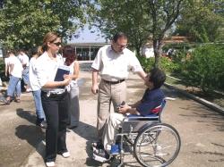 Eskişehir'de Engellilere İstihdam Projesi