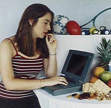 Bilgisayar obez yapıyor