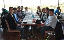 Türk PDR-Der kahvaltıda buluştu
