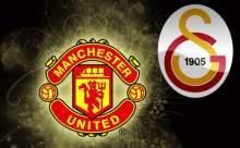 Galatasaray Manchester United Maçı Özet ve Golleri