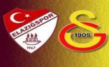 Elazığspor - Galatasaray Maçı Sonucu Canlı Anlatım